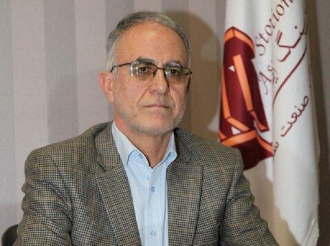 دبیر انجمن سنگ ایران احمد شریفی