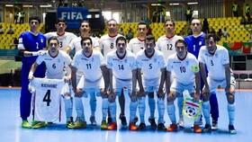 تیم ملی فوتسال با ۲۰ بازیکن به بلاروس میرود