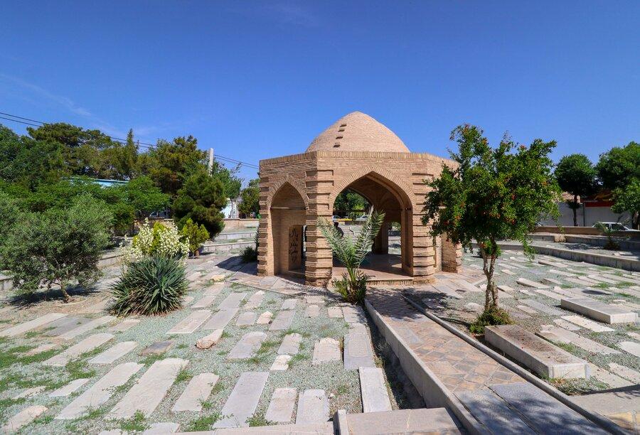 گذری به تخت فولاد اصفهان