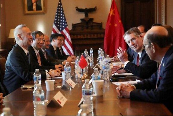 امریکا نگران تعهدات تجاری چین نیست