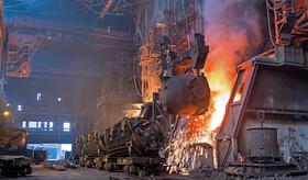 رشد تولید فولاد در آمریکا