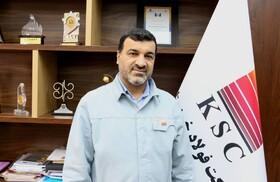 بهار پربار تولید شمش فولاد خوزستان/ تولید شمش از یک میلیون تن عبور کرد