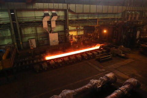 آغاز کلنگ زنی پروژه نورد گرم 2 فولاد مبارکه و بهره برداری از تعدادی پروژه