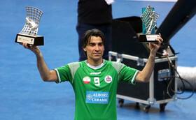 وحید شمسایی: تنها در تهران فوتسال بازی می کنم