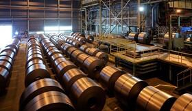 تولید محصول گرم فولاد مبارکه از 2میلیون تن عبور کرد
