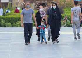 ماسک ها آمدند  عکس:مجتبی جهان بخش