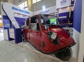 نمایشگاه صنعت خودرو در اصفهان  عکس:مجتبی جهان بخش