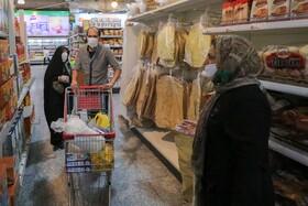 معیشت مردم در روزهای زرد کرونایی  عکس:مجتبی جهان بخش