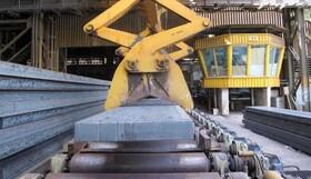 افزایش 12درصدی تولید آهن اسفنجی و 3 درصدی فولاد خام طی بهار 99