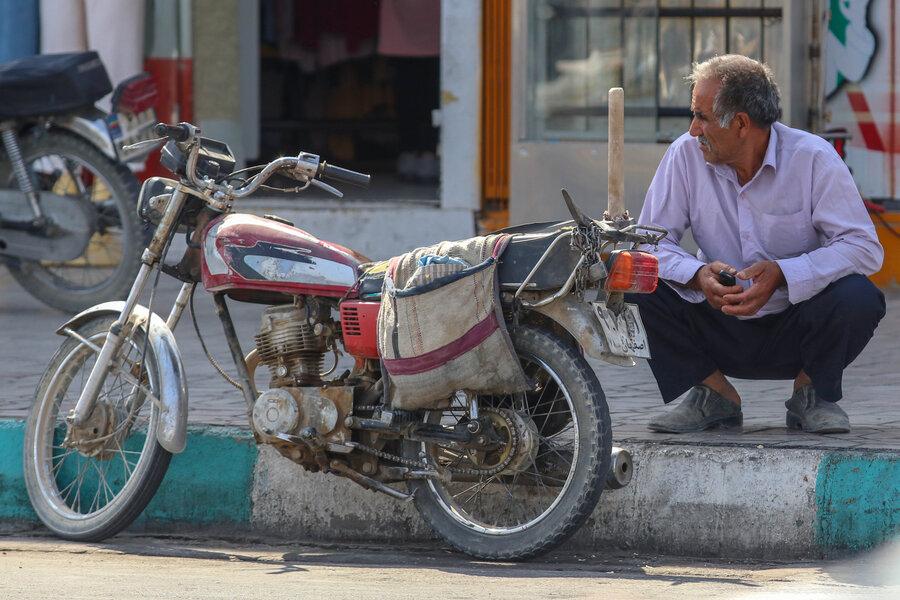 معضل بیکاری کارگران خیابانی
