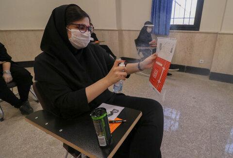 کنکور سراسری 99 در اصفهان