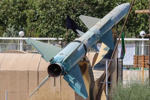 نمایشگاه و تجهیزات دفاعی نیروهای مسلح