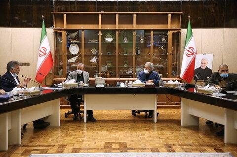 جلسه مشورتی شورای سیاستگذاری فولاد برگزار شد