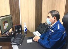 کسب و تمدید گواهینامههای بینالمللی نظام HSE شرکت فولاد خوزستان