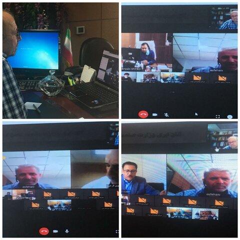 دومین جلسه شورای پژوهشی بخش صمت