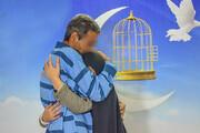 آزادی 110 زندانی جرائم غیرعمد با گلریزانهای فولاد هرمزگان