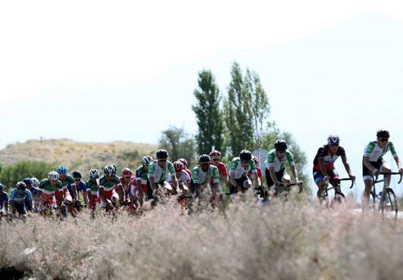 مسابقات لیگ برتر دوچرخه سواری به میزبانی شهرستان مبارکه