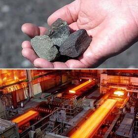 سنگآهن با افزایش قیمت همراه شد/ قیمت فولاد به ثبات نسبی نرسید