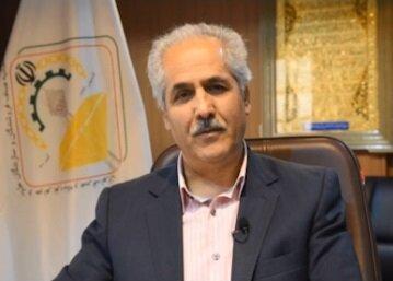 ابراهیم محمدولی-رییس اتحادیه طلا و جواهر تهران