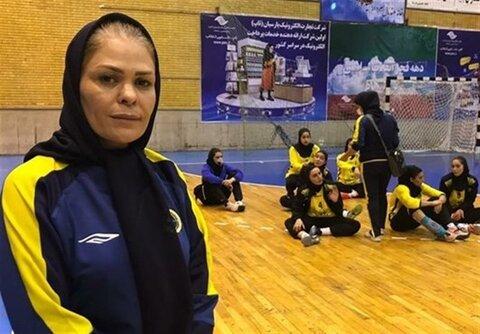 فاطمه محمد خانی