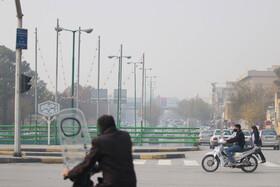 اصفهان سردتر میشود/ دمای شهر اصفهان به ۸ درجه میرسد
