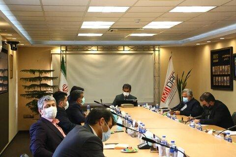 جلسه پایش اقدامات انجام شده در بخش معدن و صنایع معدنی استان لرستان
