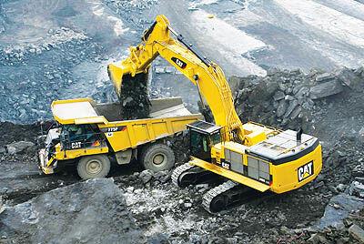 ماشین آلات معدنی