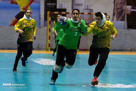 اعلام برنامه مسابقات لیگ برتر هندبال بانوان ایران