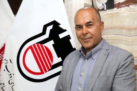 علی احمدیان رئیس هیات مدیره ذوب آهن اصفهان