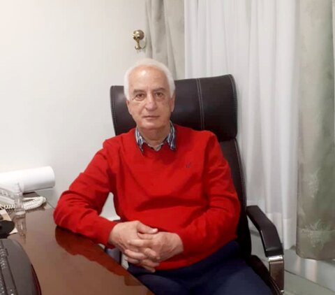 محمدرضا اسپهبد، مشاور طرح توسعه نوآوری ها و فناوری های حوزه زمین شناسی، معدن و صنایع معدنی معاونت علمی و فناوری ریاست جمهوری