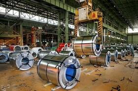 افت ۱۰ درصدی تولید کل محصولات فولادی در نیمه نخست ۱۴۰۰