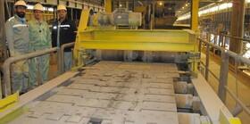 بومیسازی فریم استقرار زنجیر دامی بار ماشین ریختهگری مجتمع فولاد سبا