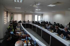 جلسه تولید مجتمع مس سونگون برگزار شد