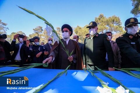 مراسم گرامیداشت 12 بهمن در اصفهان