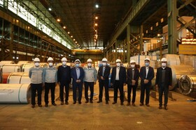 استرداد 55 میلیارد ریال از حقوق ورودی مواد اولیه وارداتی فولاد مبارکه در  گمرک