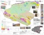تهیه نقشه زمینشناسی یکپارچه تهران