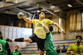 پیروزی سپاهان در لیگ برتر هندبال ایران