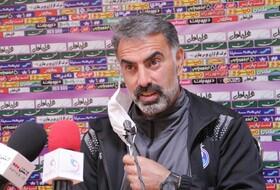 محمود فکری:امروز روز بد مدافعان ما بود و تمرکز نداشتیم.