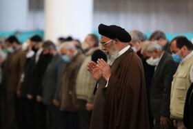 نمازجمعه اصفهان  عکس:مجتبی جهان بخش
