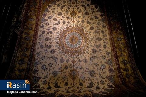 نمایشگاه فرش دست بافت اصفهان