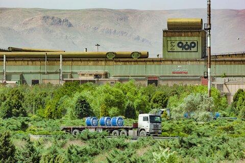 شکست تحریمها توسط بزرگترین فولادساز خاورمیانه