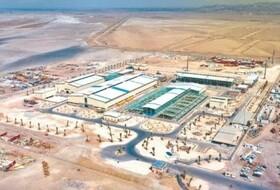 قطعه 2 و سه خط انتقال آب از خلیج فارس به فلات مرکزی، تا ساعتی دیگر افتتاح می شود