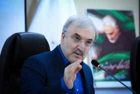 وزیر بهداشت: از روزهای آینده باید منتظر افزایش موارد بستری باشیم
