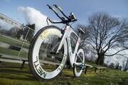ناسا لاستیک دوچرخه میسازد