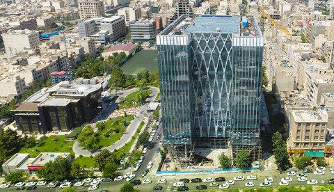 ساختمان بورس تهران