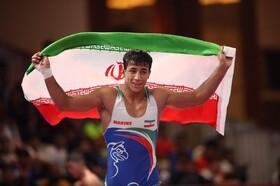 کشتی فرنگی ایران ۵ سهمیه المپیکی به دست آورد