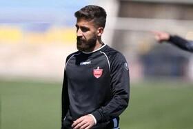 گل محمدی یک بازیکن را از لیست پرسپولیس خط زد