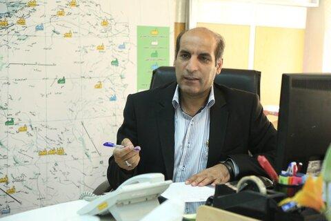 سیف الله امیری مدیرکل دفتر صنایع معدنی وزارت صمت