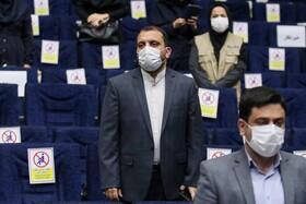مراسم تزریق نخستین واکسن مشترک ایران و کوبا