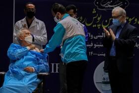 راه اندازی قطار واکسن کرونا در کشور/از مسئولیت اجتماعی فولاد مبارکه تقدیر شد